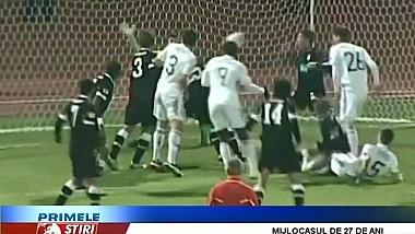Denis Zmeu revine la FC Vaslui pentru a obţine prima victorie din 2013 cu echipa antrenată de Viorel Hizo