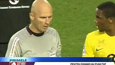 Meci dramatic în Campionatul Rusiei. Dinamo Moscova a câştigat cu 2 la 1 derby-ul cu Anji Mahacikala