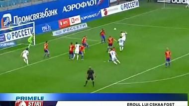 Meci dramatic în campionatul Rusiei