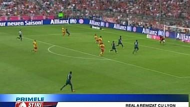 Bayern Munchen a castigat cu 2 la 0 amicalul de lux cu Barcelona