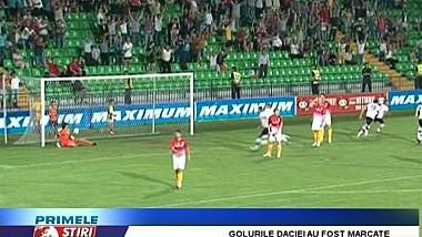 Dacia Chişinău a fost eliminată din Liga Europei pentru al doilea an la consecutiv din turul doi preliminar