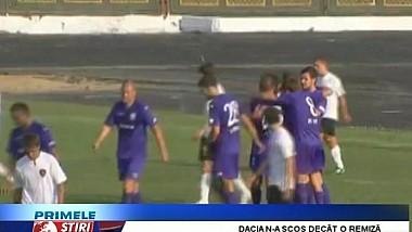 Adlan Şişhanov a revenit la ''Dacia'' Chisinau