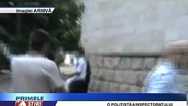 Pentru prima dată o poliţistă a ajuns pe mâna ofiţerilor anticorupţie