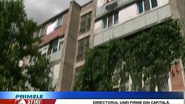 Directorul unei firme de construcţii a fost condamnat la zece ani de puşcărie
