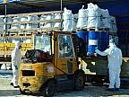 МОЛДОВА БЕЗ ПЕСТИЦИДОВ!  Из Унгенствого района в Польшу вывезли 80 тонн пестицидов