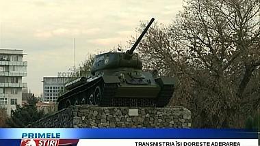 După Crimeea şi regiunea transnistreană vrea să fie alipită la Rusia