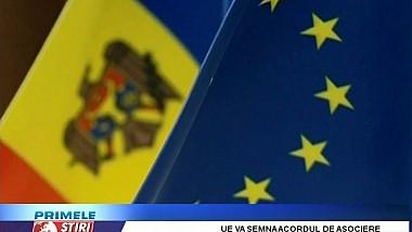Acordul de asociere Republica Moldova-UE va fi semnat în luna iunie. Vezi ce spun politicienii de la Chişinău