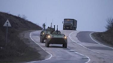Ucraina anunţă că încetează cooperarea militară cu Federaţia Rusă
