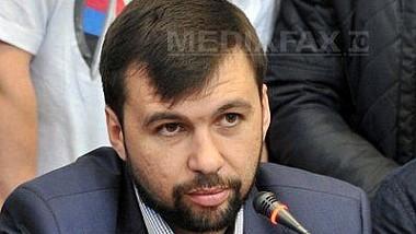 Liderul separatist de la Donețk a anunțat că va fi înființată armata regulată Novorosia