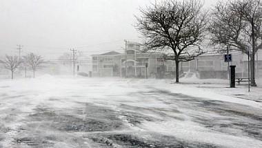Estonia e sub zăpadă