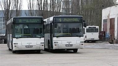 Câțiva funcționari ai Regiei de Transport electric și cei ai Parcului Urban de autobuze, au fost sancționați