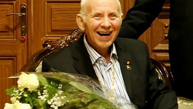 SPECTACOL GRANDIOS dedicat lui Gheorghe Urschi. Maestrul a fost surprins de mai multe ori cu lacrimi în ochi
