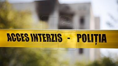 Prietenie de pahar cu final tragic. Un bărbat a fost ucis şi incendiat de trei indivizi
