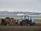 La Campionatul Mondial de Fotbal, cu tractorul. Cum a ajuns la Moscova un suporter german