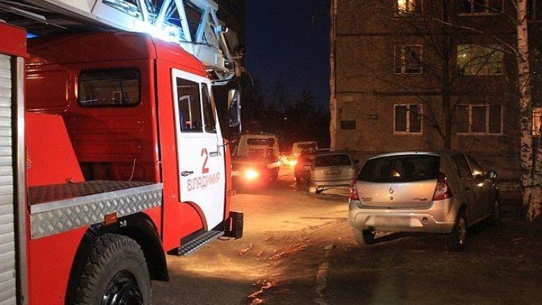 Incendiu în Capitala Rusiei. O femeie s-a aruncat de la etajul opt pentru a se salva