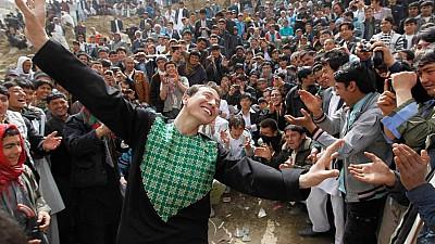 Festival de Nowruz. Afganii au sărbătorit Anul Nou după calendarul iranian