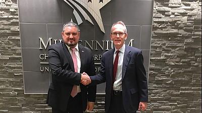 Moldova vrea să obţină un nou program finanţat de SUA
