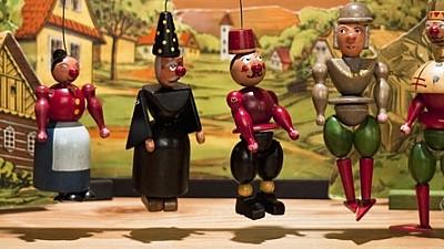 Кукольный театр. Сегодня отмечают всемирный день Кукловода