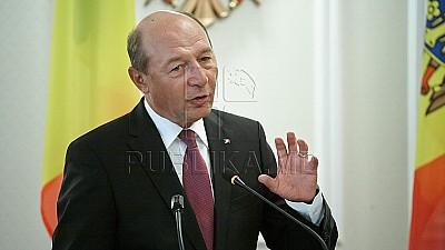 Traian Băsescu este, din nou, cetăţean al Republicii Moldova