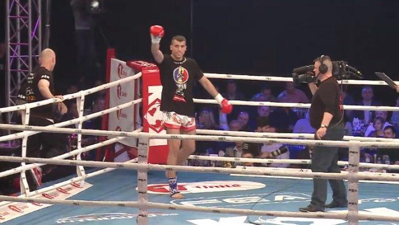 Gala KOK: Alexandru Prepeliţă l-a învins pe românul Andrei Leuştean