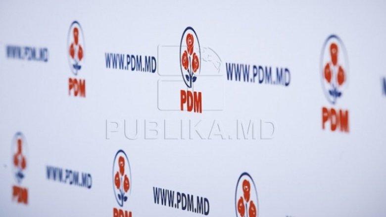 PDM critică inițiativa lui Dodon și spune că va insista în continuare pe votul uninominal