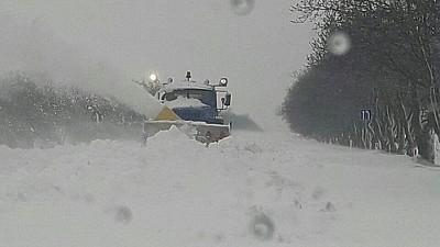Risc de INUNDAŢII! Am scăpat de ninsori, dar ne paşte un alt pericol