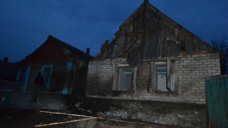 Avdeevka: Patru persoane au decedat după ce un proiectil a nimerit în curtea casei lor