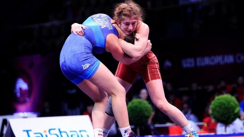 Argint pentru Moldova la Campionatele Europene de lupte rezervate juniorilor