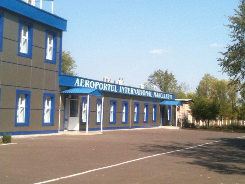 Aeroportul din Mărculeşti va trece în gestiunea Ministerului Economiei