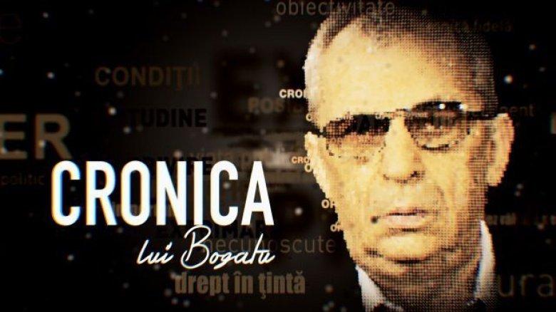 Cronica lui Bogatu, 22.07.2017