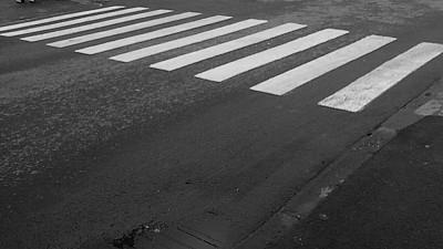 ДТП на пешеходом переходе. 57-ми летнюю женщину сбили на пешеходном переходе