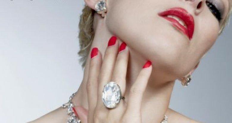 Imaginea zilei: Cel mai curat şi mai scump diamant din istoria Rusiei are 51 de carate
