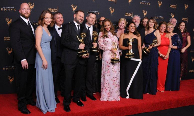 Gala Premiilor Emmy 2017. Nicole Kidman şi Alec Baldwin, printre câştigători