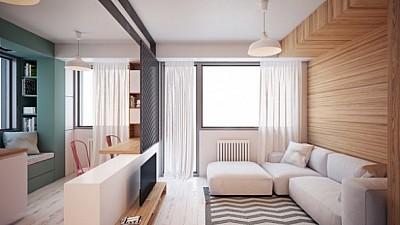 Idei mari pentru spații mici