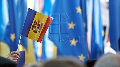 Perspective de integrare. Aderarea Moldovei la UE a fost discutată în Parlamentul European