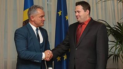 Însărcinatul cu Afaceri al Estoniei la Chișinău, Raul Toomas, s-a întâlnit cu liderul PDM