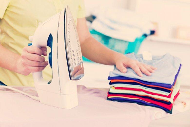 Călcăm corect hainele