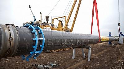 Уточнили сроки. Газопровод Унгены - Кишинев могут сдать до конца 2018-го