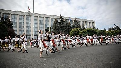 Поздравления для Столицы. 14 октября на главной площади Кишинева пройдет концерт