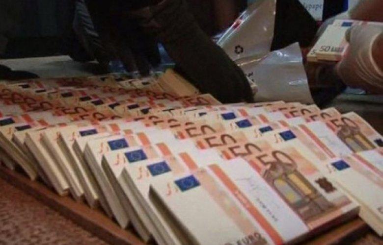 Партия поддельных денег. В Италии конфискованы 28 млн. фальшивых евро