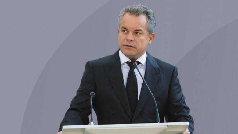 Vlad Plahotniuc: După mai bine de zece ani, asistăm la primele progrese importante ṣi primele rezultate concrete în discuțiile Chiṣinău-Tiraspol