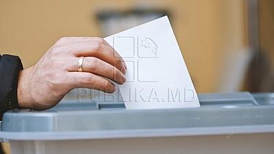 Alegeri locale 2018. În cinci comune s-au ales astăzi primarii