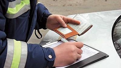 Водители под надзором. За 3 дня полиция оштрафовала 50 водителей микроавтобусов