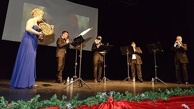 Чарущие звуки востока. В Филармонии прошел концерт посвященный нац. Дню Турции