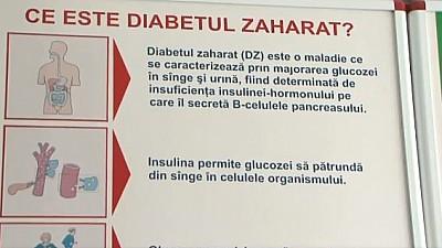 Diabetul zaharat, în creștere progresivă