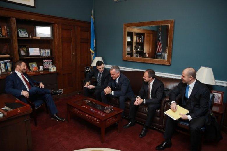 Vlad Plahotniuc și-a început vizita în SUA. Președintele PDM a discutat despre realizările si provocările guvernării de la Chișinău