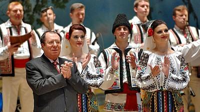 Doliu în lumea culturală din Republica Moldova. Conducătorul artistic al ansamblului Joc, Vladimir Curbet, a murit