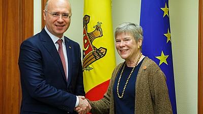 Rose Gottemoeller la inaugurarea Oficiului de legătură la Chișinău: NATO respectă neutralitatea şi independenţa Republicii Moldova