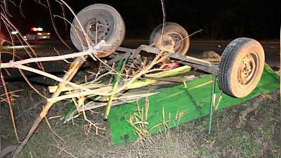 Tragedie pe o şosea din raionul Comrat. Un bărbat a murit, iar altul a ajuns la spital