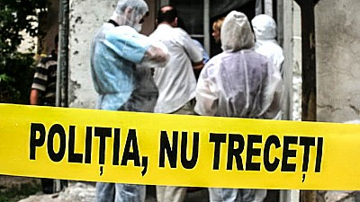 CRIMĂ ODIOASĂ în raionul Anenii Noi. Un cadavru incendiat a fost găsit îngropat în curtea unei case din localitate